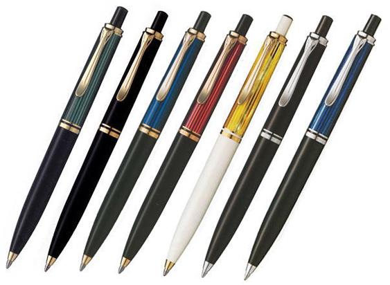 Bolígrafo Souverän K 400 Negro y Verde