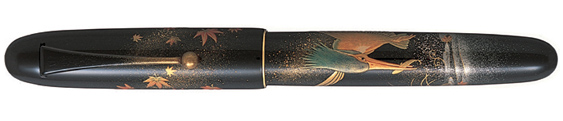 Estilográfica Namiki Yukari Royale Kingfisher