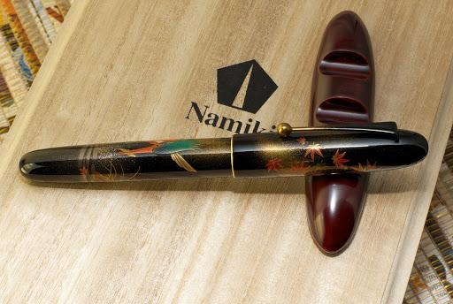 Detalle Namiki Yukari Royale Kingfisher