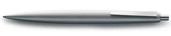 Bolígrafo Lamy 2000 Acero Inoxidable Cepillado Modelo 202