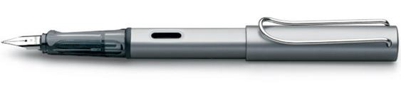 Estilográfica Lamy AL-star Mod. 26 Aluminio Anodizado Antracita