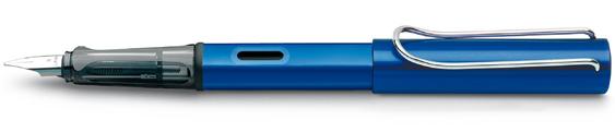 Estilográfica Lamy AL-star Mod. 28 Aluminio Anodizado Azul