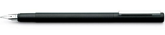 Estilográfica Lamy CP1 56 Negro Mate