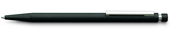 Bolígrafo Lamy CP1 Modelo 256 Negro Mate
