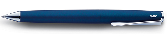 Bolígrafo Lamy Studio Modelo 267 Azul Oscuro Mate