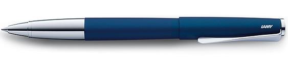 Rollerball Lamy Studio Modelo 367 Azul Oscuro Mate