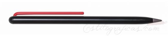 Lápiz Pininfarina Segno Grafeex rojo