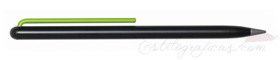 Lápiz Pininfarina Segno Grafeex verde