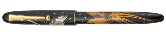 Estilográfica Namiki Golden Pheasant