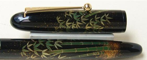 Detalle Namiki Yukari Bamboo