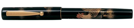 Estilográfica Namiki Zodiaco el Gallo