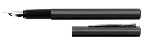 Estilográfica Porsche Design Slim Line P´3125 Grafito