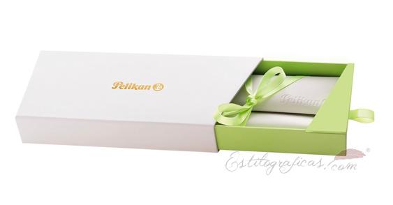 Estuche Pelikan Classic Pastel Green