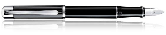 Pelikan Ductus P 3100 Negro y Plata