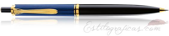 Bolígrafo Souverän K 400 Negro y Azul