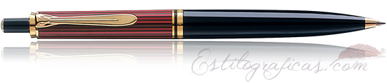Bolígrafo Souverän K 400 Negro y Rojo