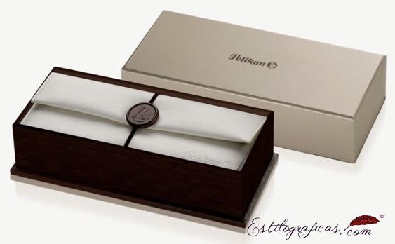 Caja presentación del Portaminas Pelikan Souverän D 405