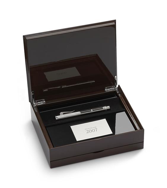 Caja presentación Estilográfica Graf von Faber-Castell Pen of the Year 2007