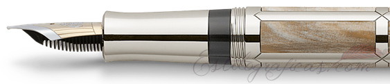Estilográfica Graf von Faber-Castell Pen of the Year 2007