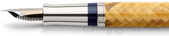 Estilográfica Graf von Faber-Castell Pen of the Year 2008