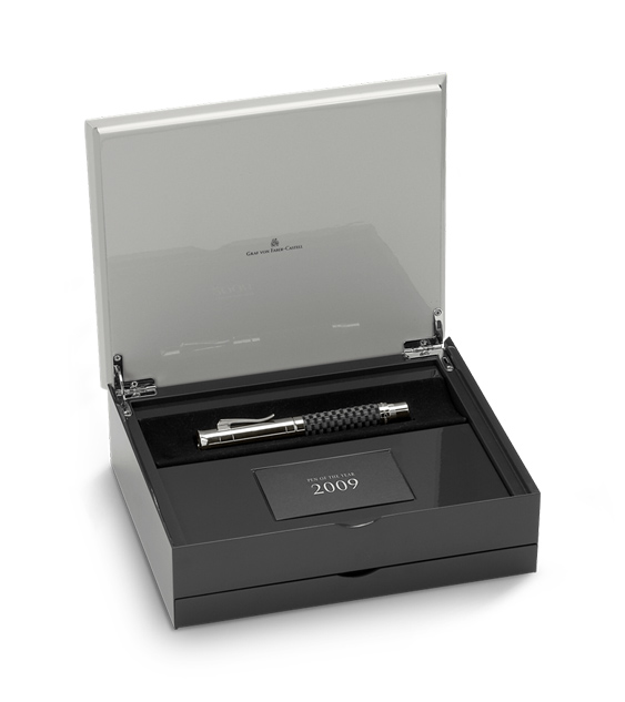 Caja presentación Estilográfica Graf von Faber-Castell Pen of the Year 2009