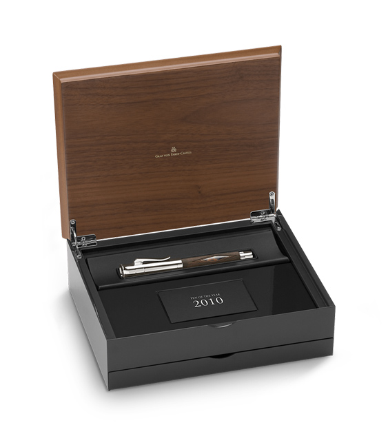 Caja presentación Estilográfica Graf von Faber-Castell Pen of the Year 2010