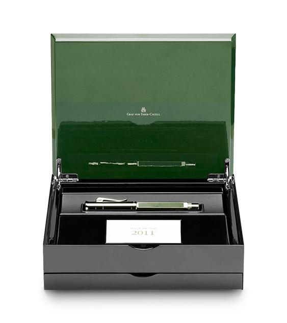 Caja presentación Estilográfica Graf von Faber-Castell Pen of the Year 2011