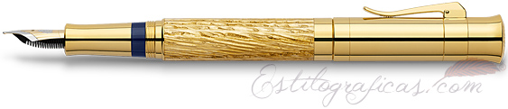 Estilográfica Graf von Faber-Castell Pen of the Year 2012 - Edición Limitada 1500 unidades