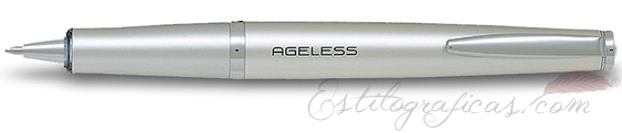 Bolígrafo Pilot Ageless Plata Mod. BPAG-5SRM-S