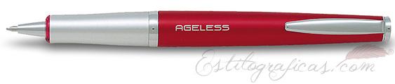Bolígrafo Pilot Ageless Rojo Mod. BPAG-5SRM-DR