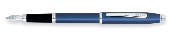 Estilografica Cross Century II Royal Blue