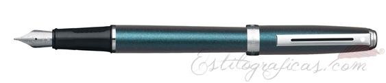 Plumas estilográficas Sheaffer Prelude Laca Azul Eléctrico 9138-0