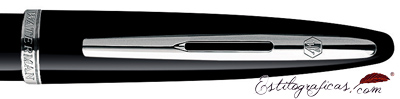 Anillo de pluma estilográfica Waterman Carene Black Sea ST