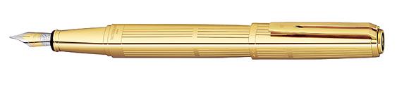 Plumas estilográficas Waterman Exception de Oro Macizo