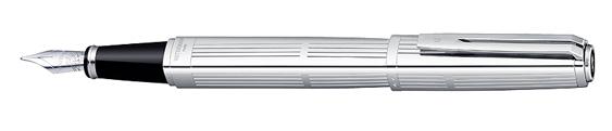 Plumas estilográficas Waterman Exception de Plata de Ley
