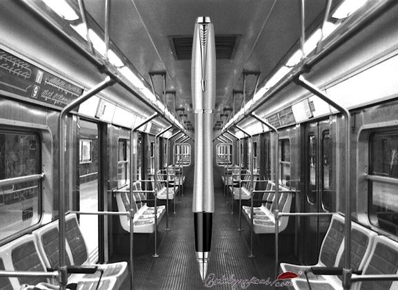 Pluma estilográfica Parker Urban Metro