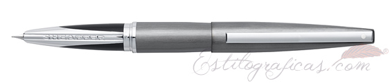 Pluma estilográfica Sheaffer Taranis Gris Gun Metal o hielo acerado 9441