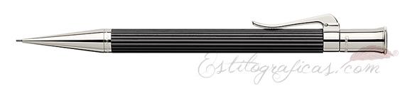 Portaminas Graf von Faber-Castell Clásica Ébano