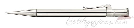 Portaminas Graf von Faber-Castell Clásica Plata de Ley 138533
