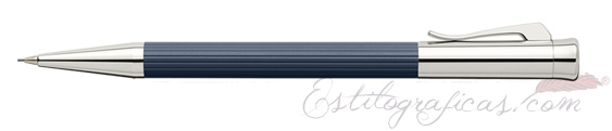Portaminas Graf von Faber-Castell Tamitio azul 131583