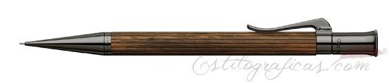 Portaminas Graf von Faber-Castell Classic Macassar Black Edition 135536
