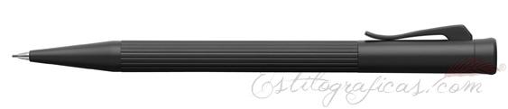 Portaminas Graf von Faber-Castell Tamitio Black Edition 131585