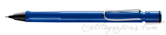 Portaminas Lamy Safari Azul Brillante Mod. 114  1328026