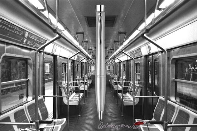 Portaminas Parker Urban Metro Metálico