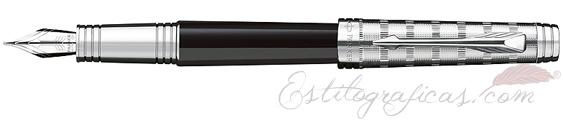 Pluma Estilográfica Parker Premier Custom S0887890