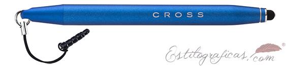 Puntero Cross Tech 1 Azul Metalizado AT0679S-6