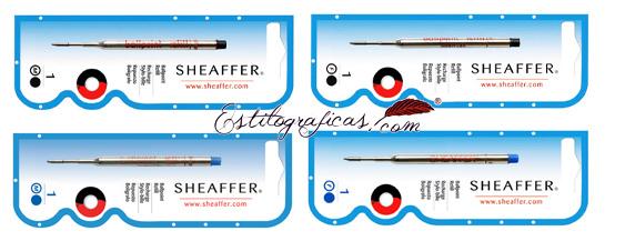 Recambios de bolígrafo Sheaffer