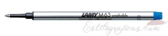 Recambios M63 para roller con capuchón Lamy DB18560