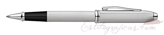 Rollerball Cross Townsend 20th anniversary platino AT0045B-29