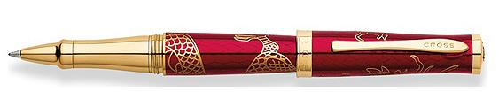 Roller Cross Año del Dragón de Agua Rojo